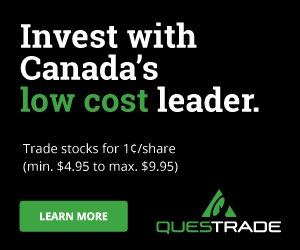 Signup with Questtrade